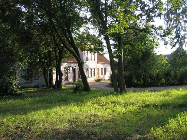 grange in Poland