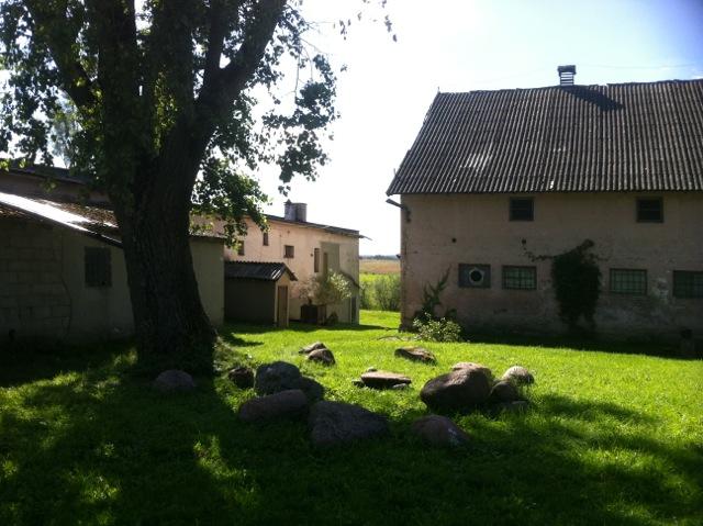 herenhuis Ermland Mazurië boerderij grange Säteri herrgård gård palace