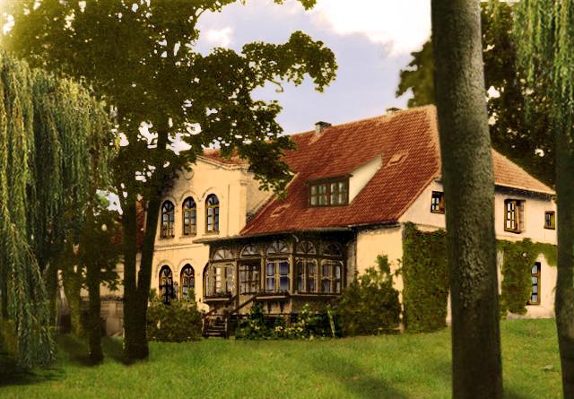 Dwor na Mazurach posiadlosc dwor na sprzedaz gospodarstwo  folwark palacyk  Gutshaus Dwor Herrenhaus Manor Farm house  Property