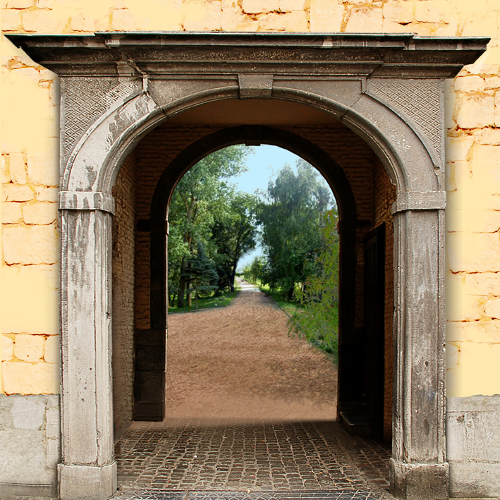 Gutshof gutshaus herrenhaus Mazuren  bauernhof manor house Altersheim Bauernwirtschaft manoir ferme en Pologne Ermland